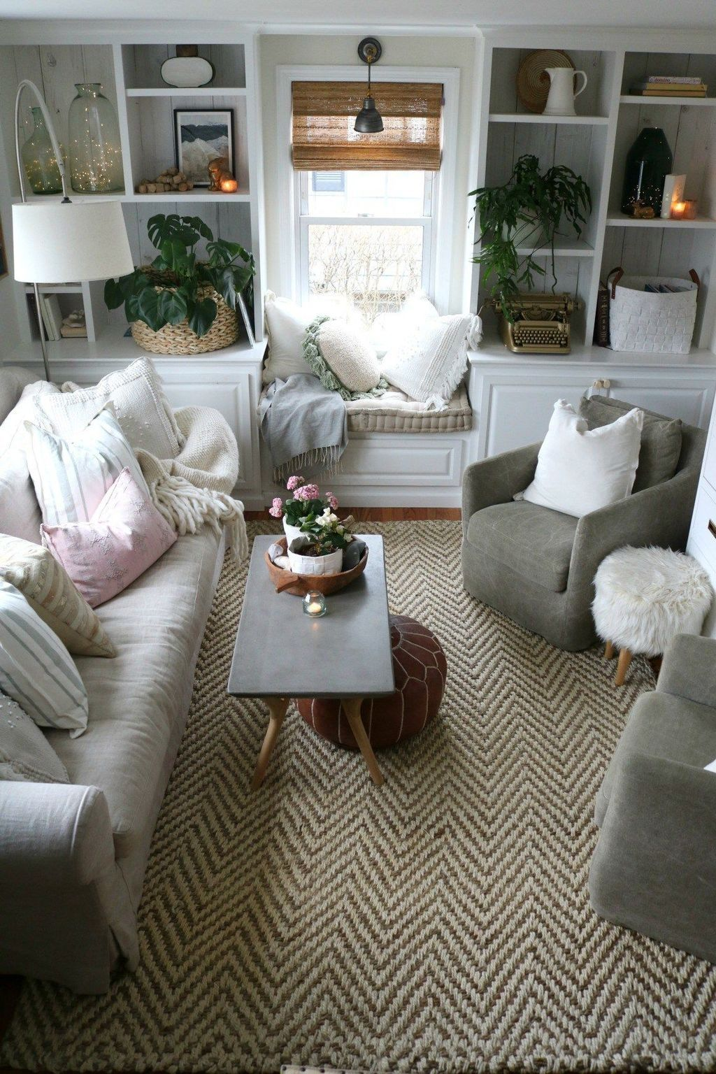 50 Small Living Room Ideas: 50 Beautiful Small Space Living Room Decoration Ideas