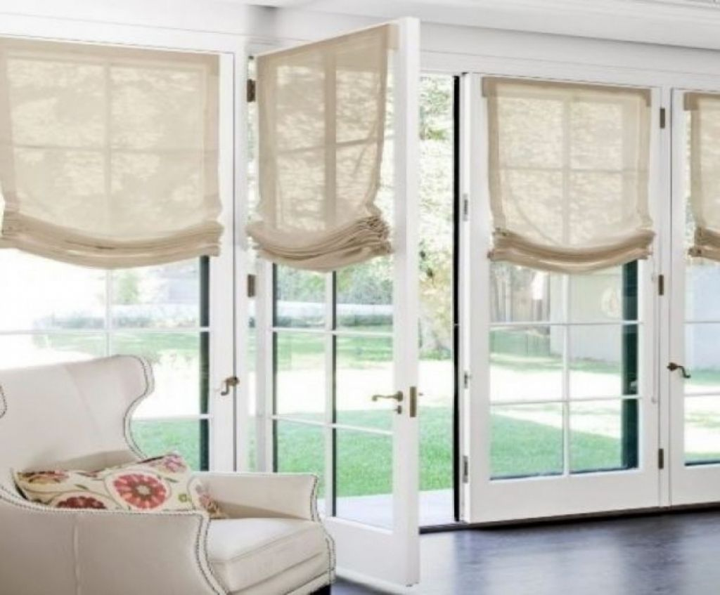 Beach Themed Window Curtains Set