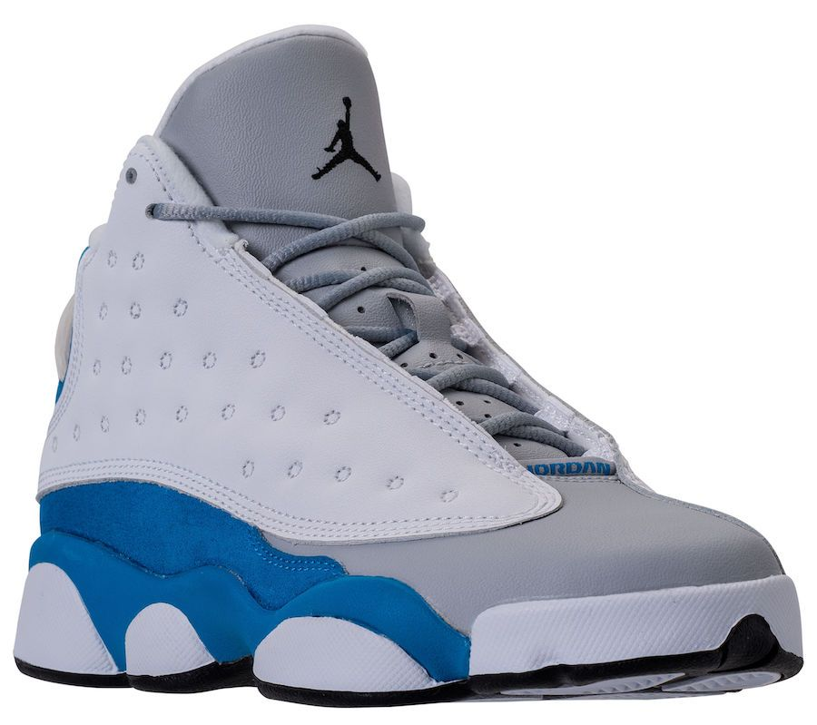 Who's Picking Up The Air Jordan 13 GS Italy Blue? ? KicksOnFire.com