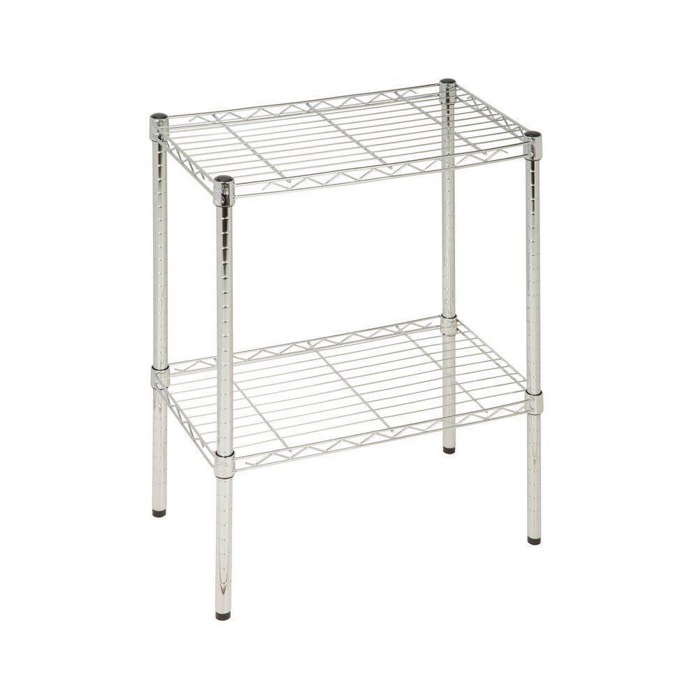 maxim shelving wire in storage garage australia rack metal chrome as tier buy shelf