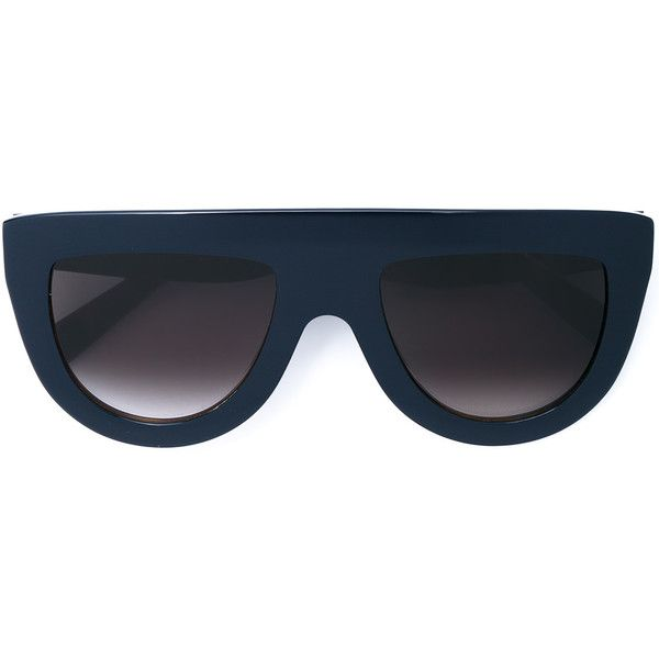 5f658630e8 CÉLINE Andrea Sunglasses (971.335 COP) ❤ liked on Polyvore featuring  accessories, eyewear, sunglasses, oversized sunglasses, tortoise glasses,  ...