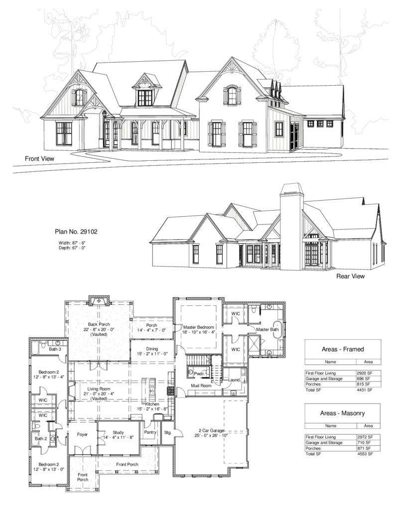 Plan 29102 Design Studio Ideas For The House In 2019