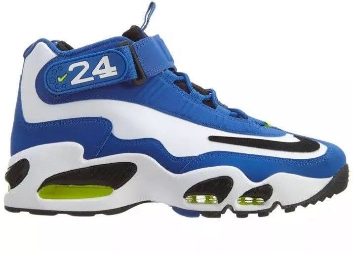 62eea4fa00f Nike Air Griffey Max 1 Mens 354912-400 Varsity Royal Training Shoes Size 8