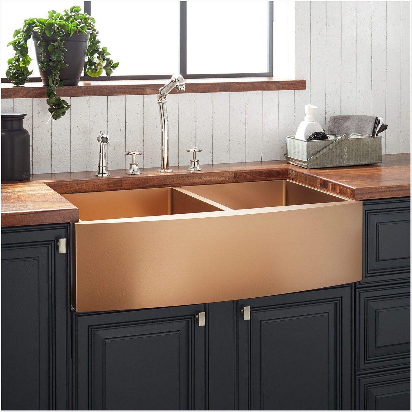 39 double basin farmhouse kitchen sink with basket