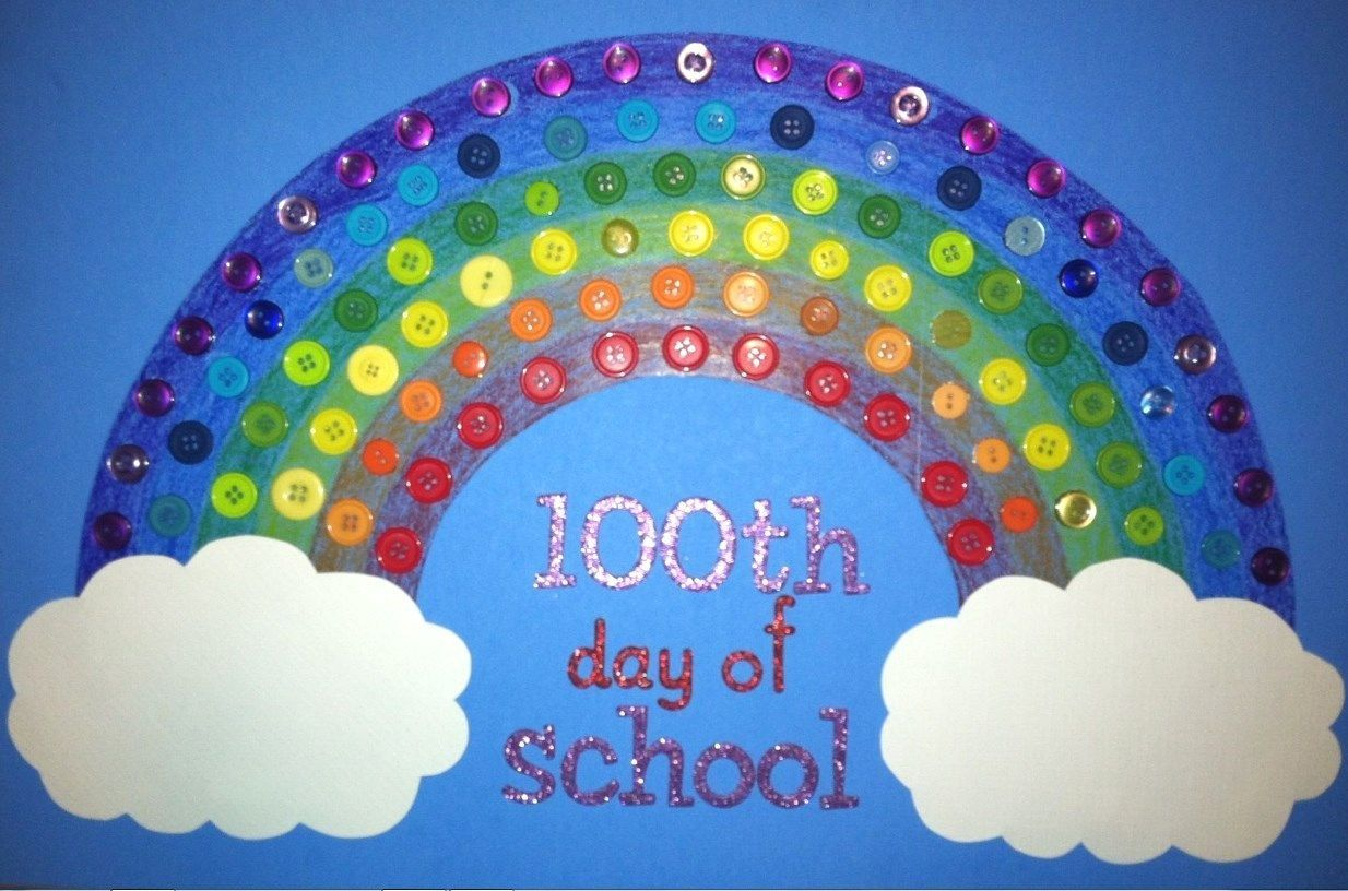 100 day of school project - 100 days of school project kindergartens - 100th day of school crafts