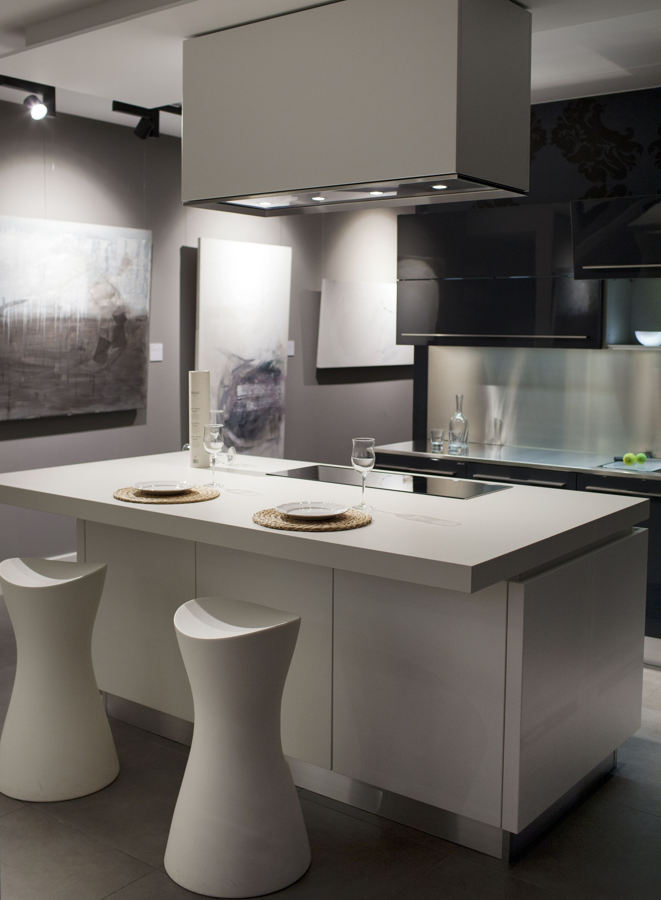 Countertops Of 10 Mm By Neolith Nieve Model Colorfeelcollection