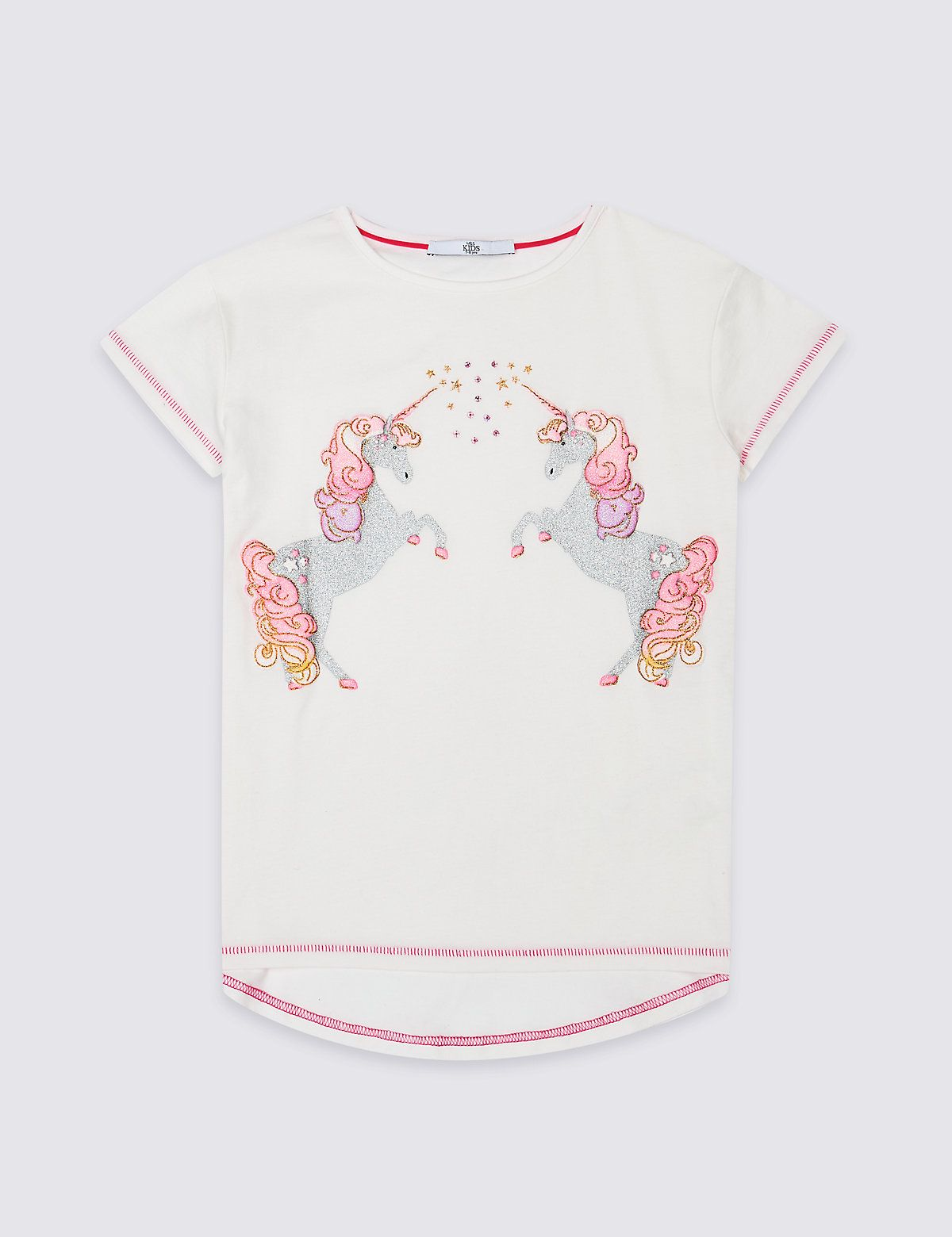 3b187a6fc Pure Cotton Unicorn Top (3-16 Years) | SPRING 19 | Names, Spring
