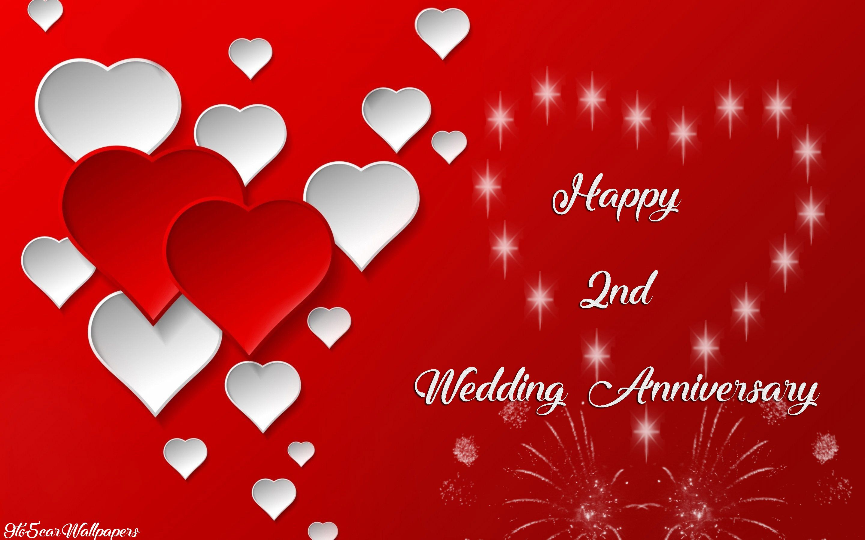Second Marriage Anniversary Images Downloads Happy Anniversary Wishes Happy Marriage Anniversary 1st Wedding Anniversary Wishes