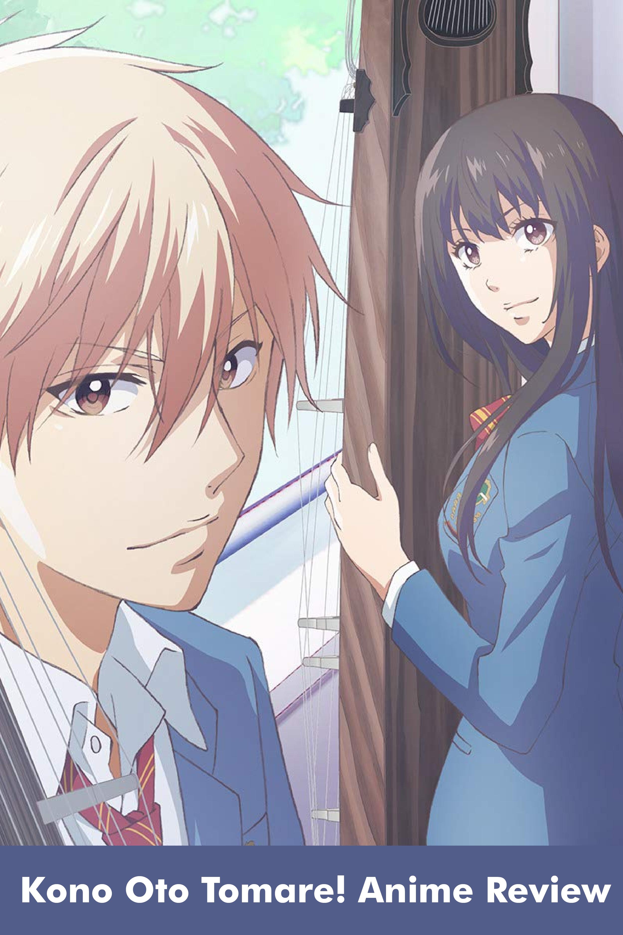 My Spring 2019 Anime Favorite Kono Oto Tomare
