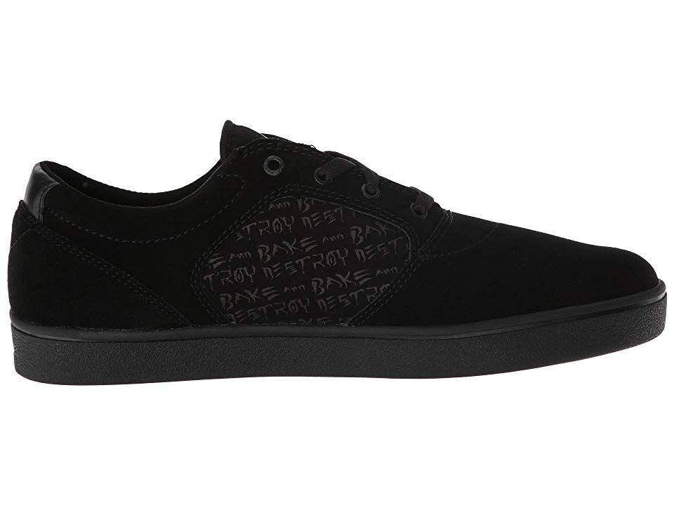 Emerica Mens Figgy Dose X Baker Skate Shoe