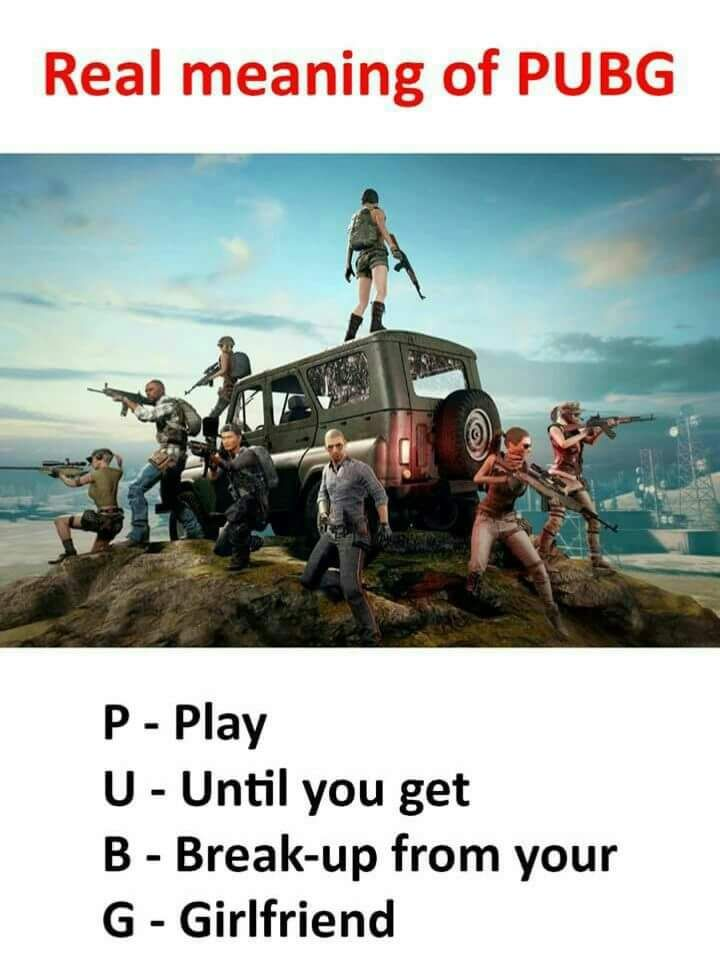 The Reason Why I Don T Play Pubg Funny Funny Play