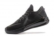 c72b520e2bf75 Nike Zoom Kobe Venomenon 6 Triple Black Men Basketball Shoes For Sale