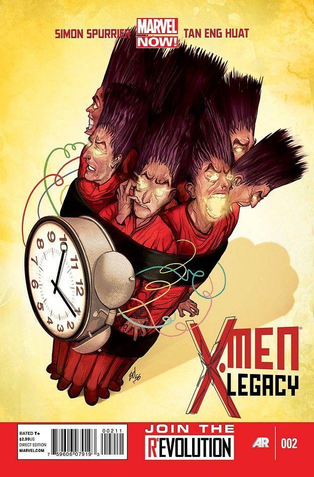 X Men Legacy 2 Legion Comic Marvel Legion X Men