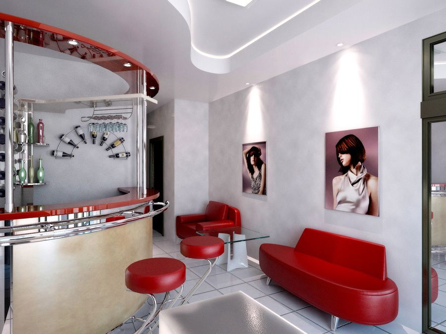 interior design for beauty parlour1