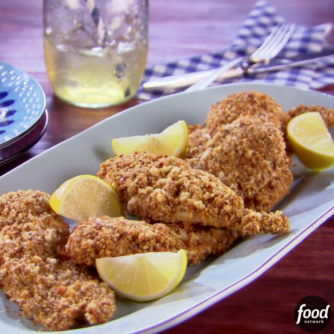 Un-Fried Chicken is one of Trisha Yearwood's most-popular recipes!