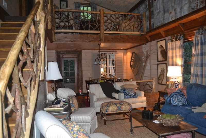Cabin vacation rental in lake burton from