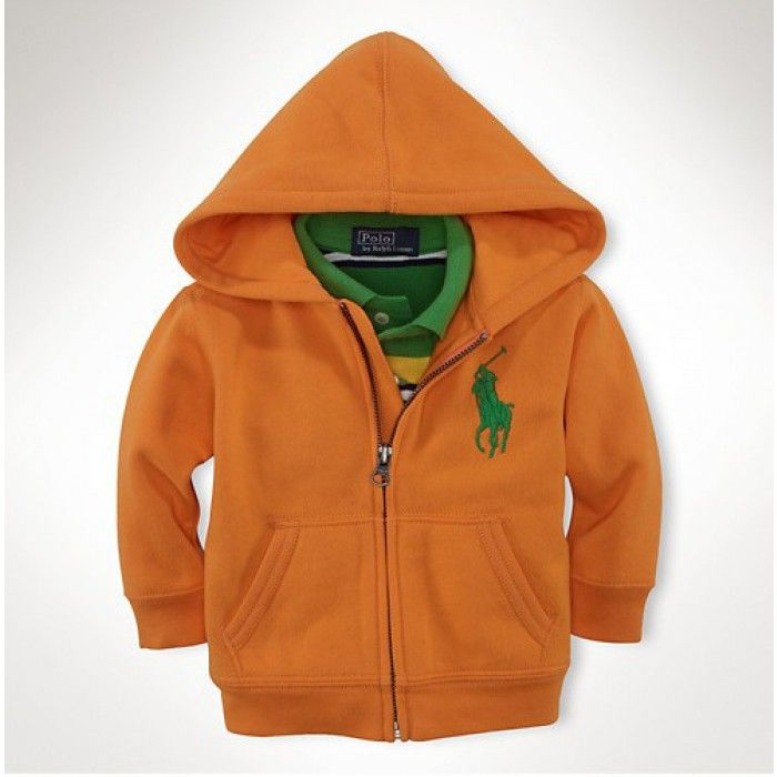 Cheap Discount UK Ralph lauren kids full zip hoodie orange with green big  pony Clothes Shop Designer Sale Buy Wholesale Children Ralph Lauren Kids  Sale ...