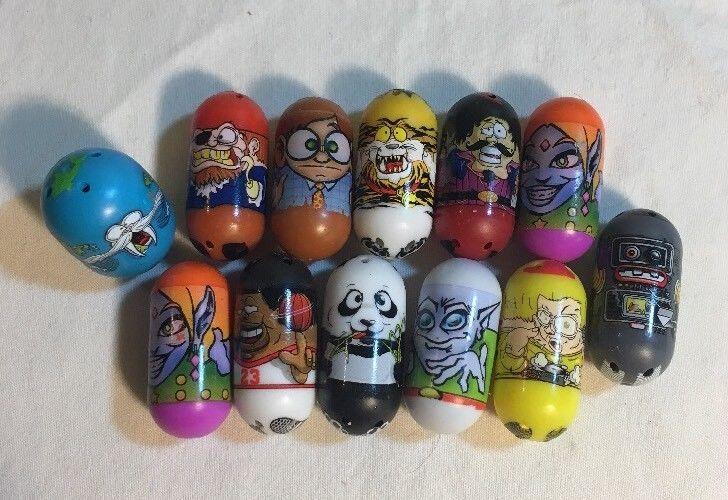 Ja Ru Mighty Beanz Jumping Bean Toy Lot Of 12 Jaru Selling On
