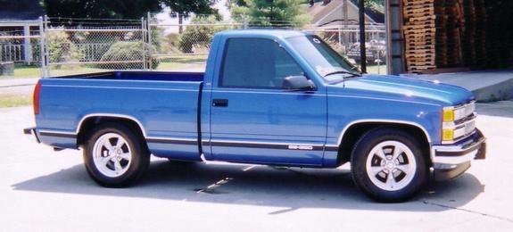Beaner918 1997 Chevrolet Silverado 1500 Regular Cab 6169320007 Large Chevrolet Silverado Chevy Pickup Trucks Chevrolet Silverado 1500