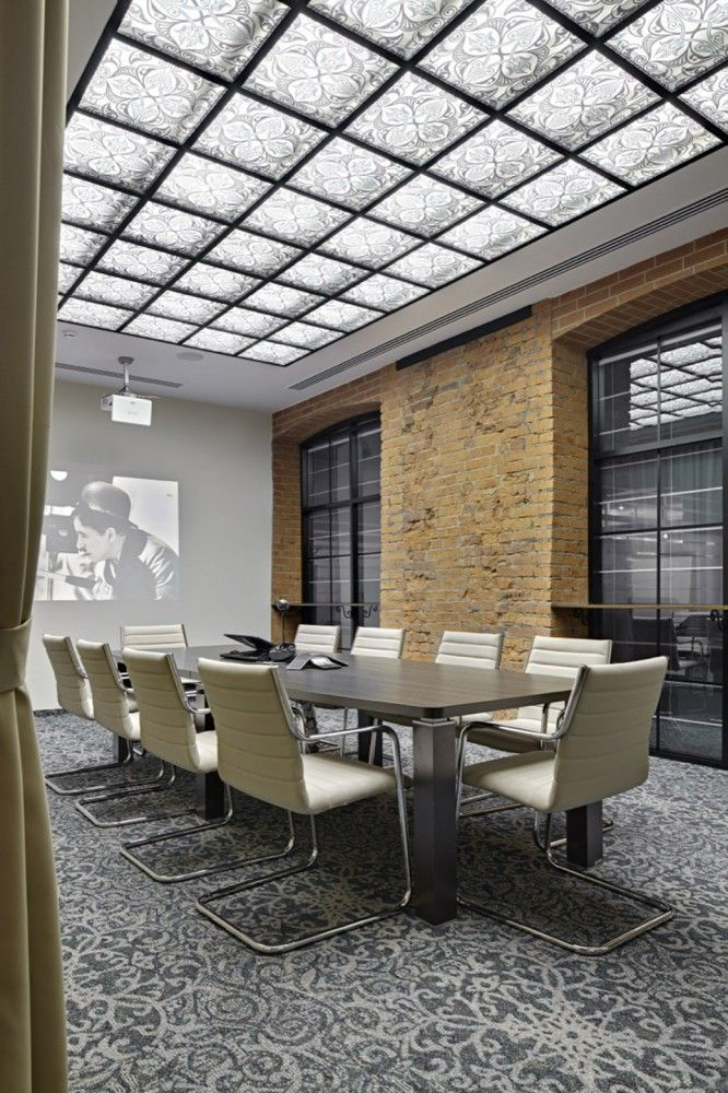 Conference Room Interior Design: Gallery Of ProfMedia Management / UNK Project