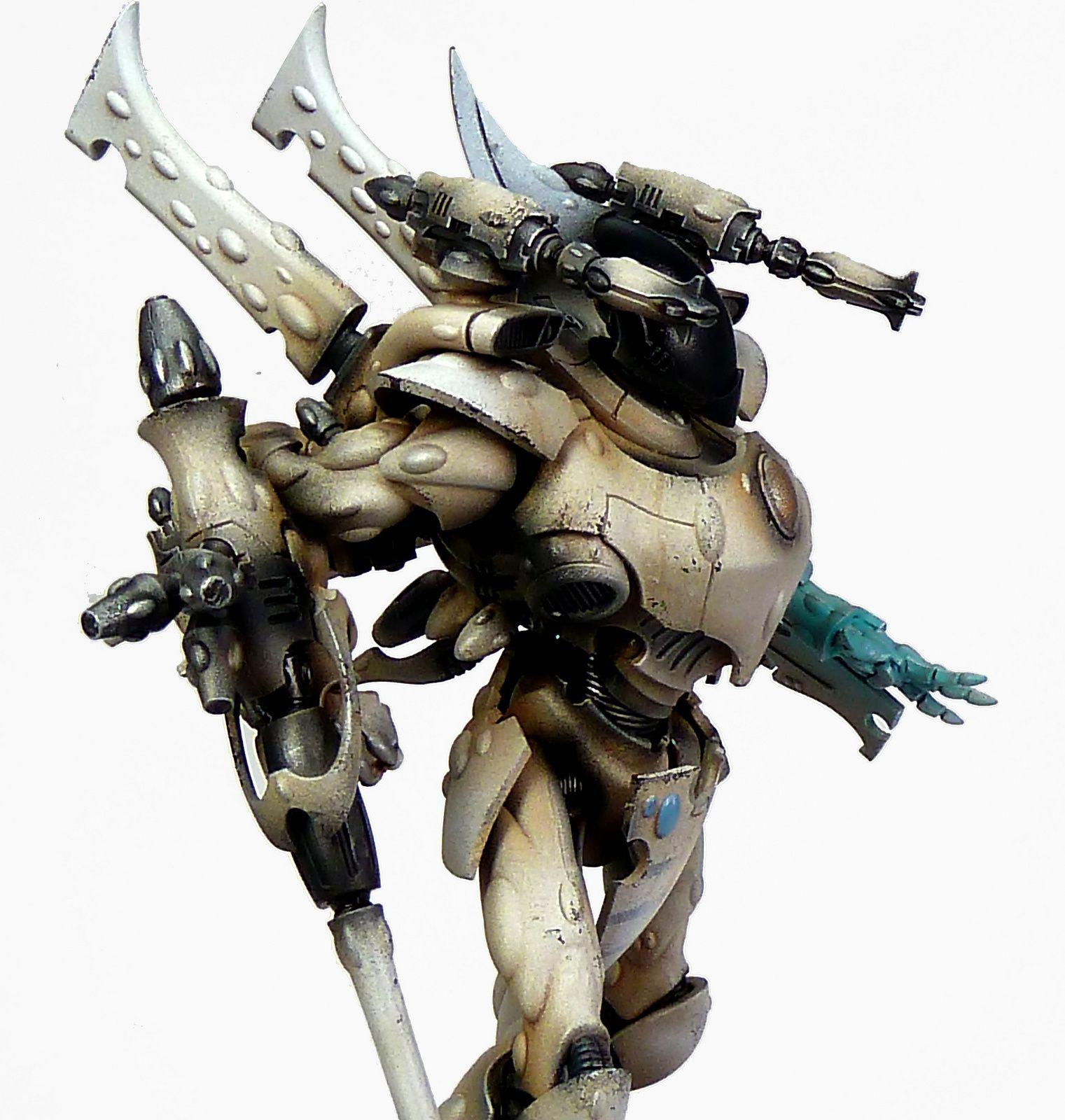 Eldar WraithKnight (With Images)