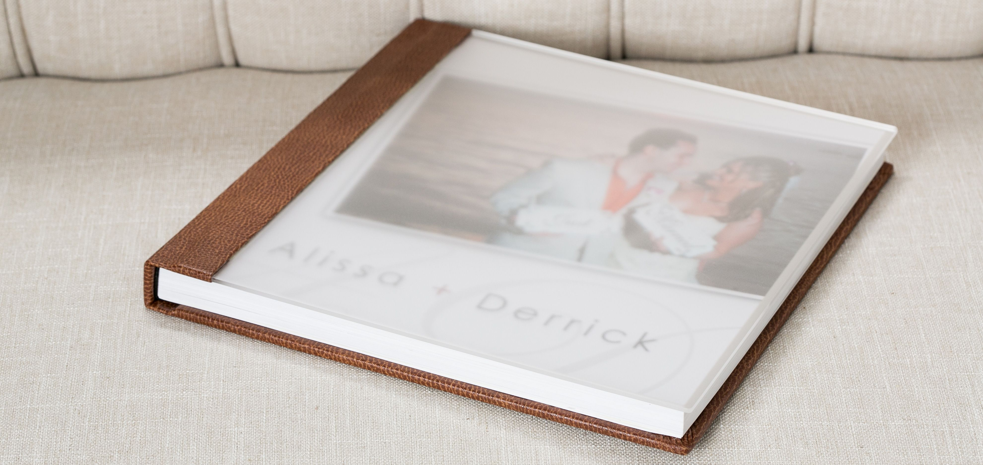 Choosing the cover for your diy photo album a little