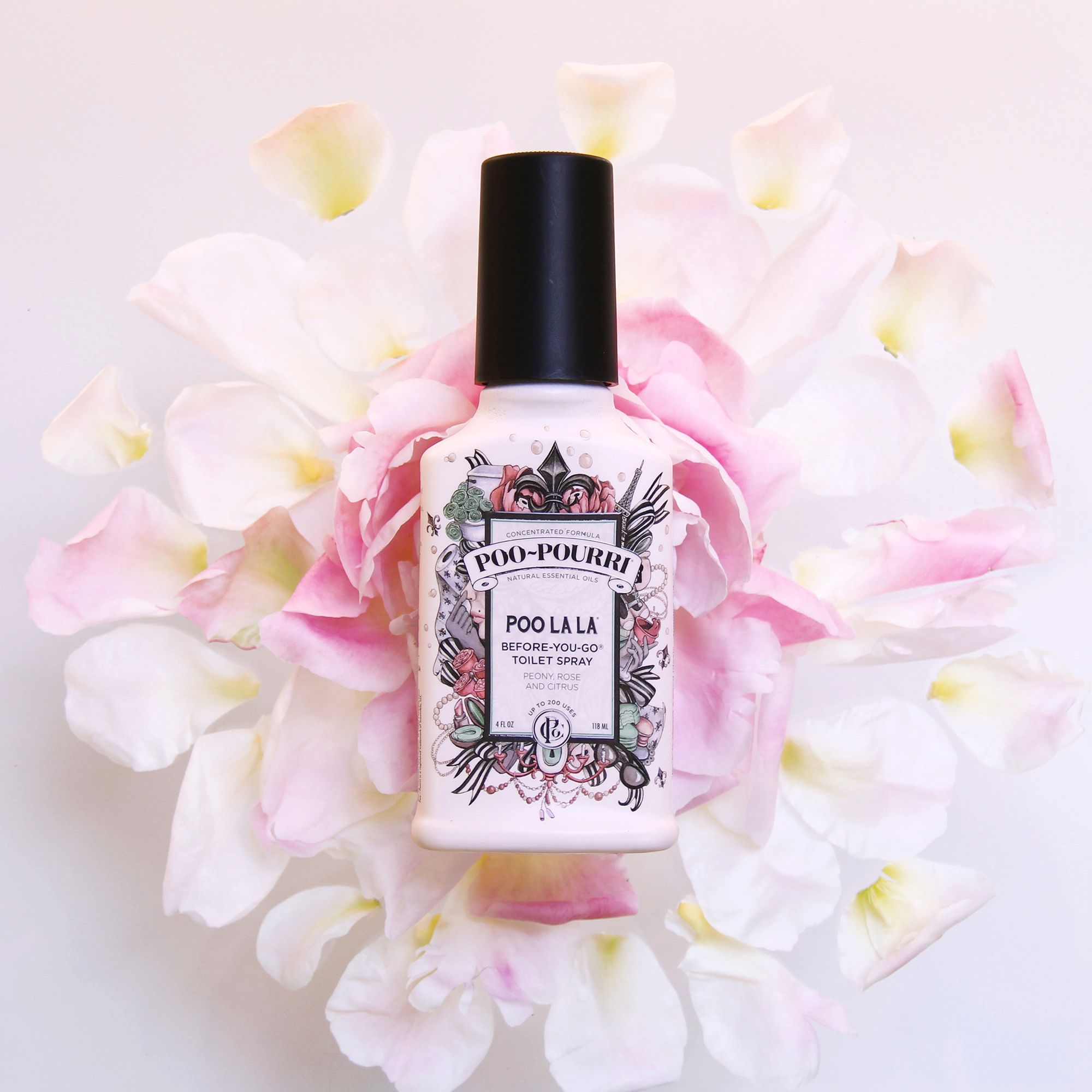 Poo La La The Perfect Blend Of Natural Essential Oils That - How to eliminate bathroom odor