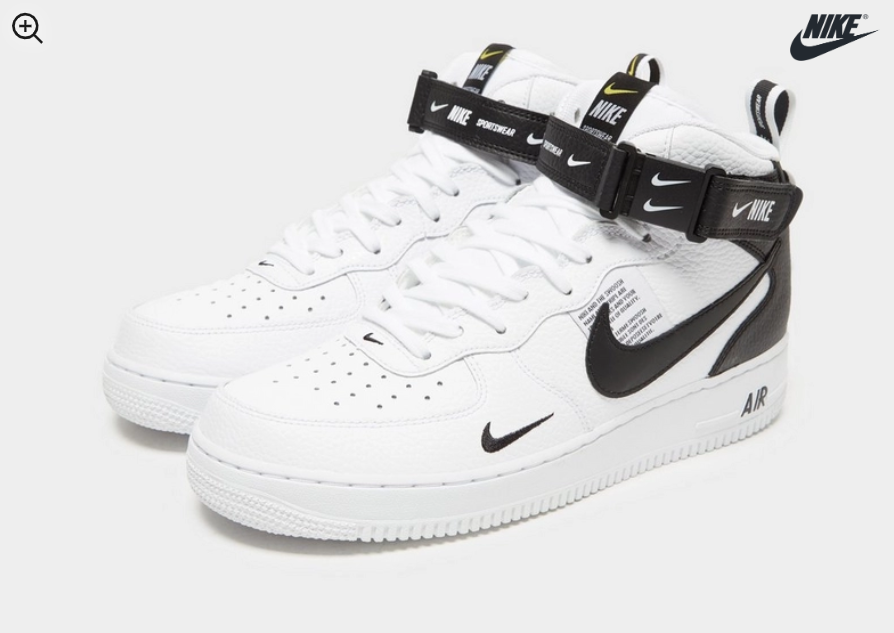 6d75f1c582cc3 Nike Air Force 1 Utility Mid `07 LV8 | Sneakers in 2019 | Shoes ...