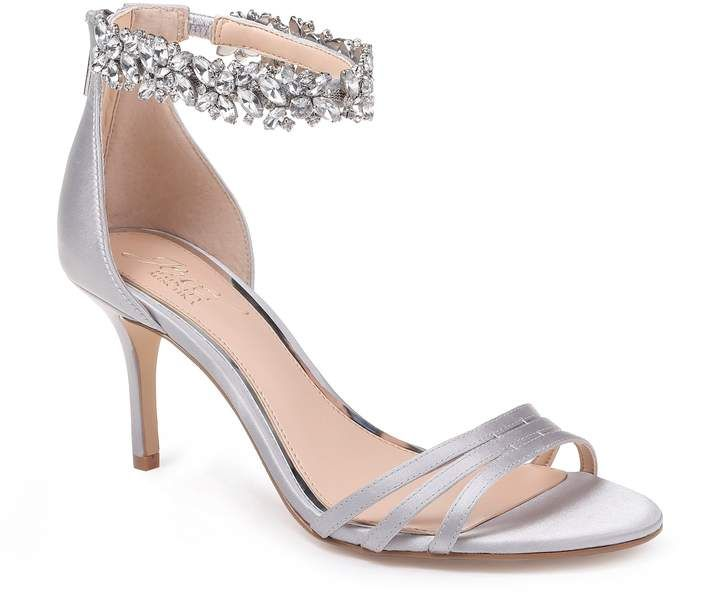3033e90c9ef Badgley Mischka Zamora Ankle Strap Sandal in 2019