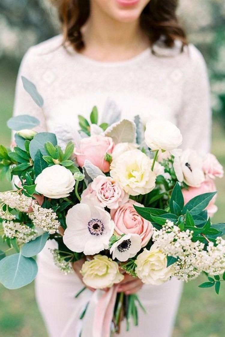 Wedding Flower Trends 2019 20 Anemone Wedding Bouquets With Images Anemone Bouquet Wedding Spring Wedding Flowers Wedding Flower Trends