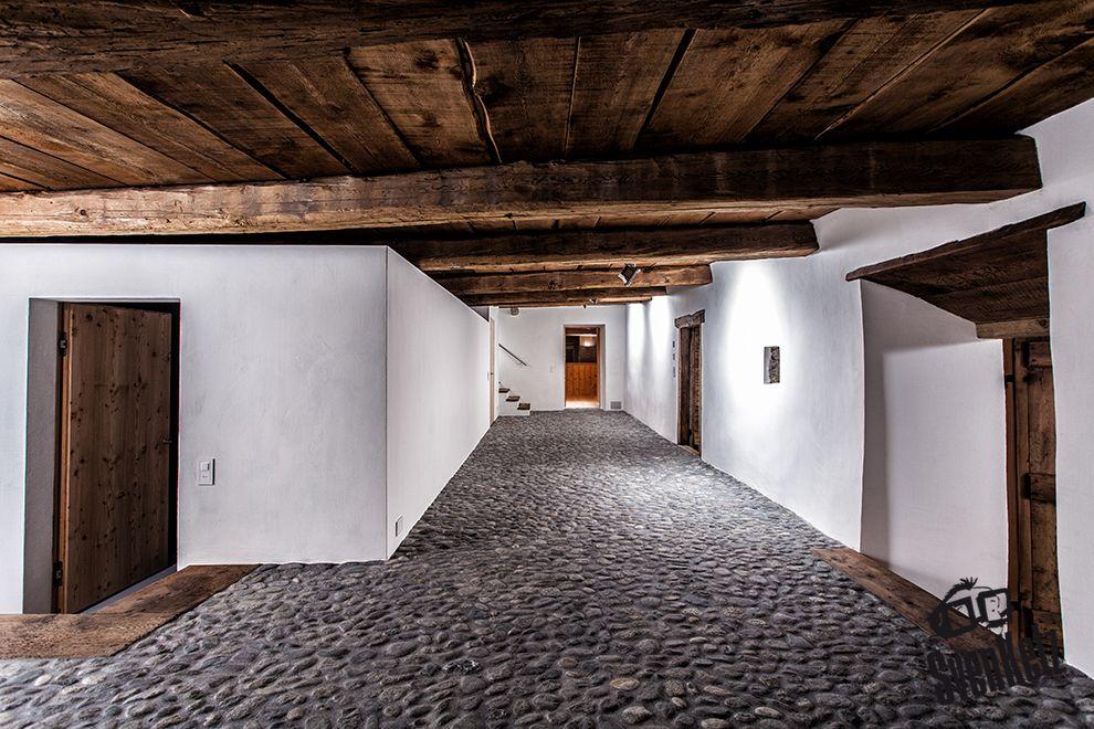 Engadinerhaus Restrukturierung Maximum Wellbeing Architektur