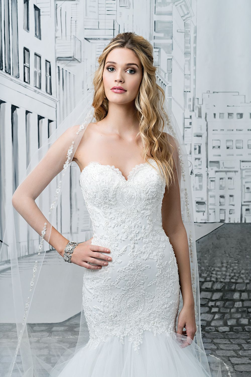 Justin alexander wedding dresses style pinterest