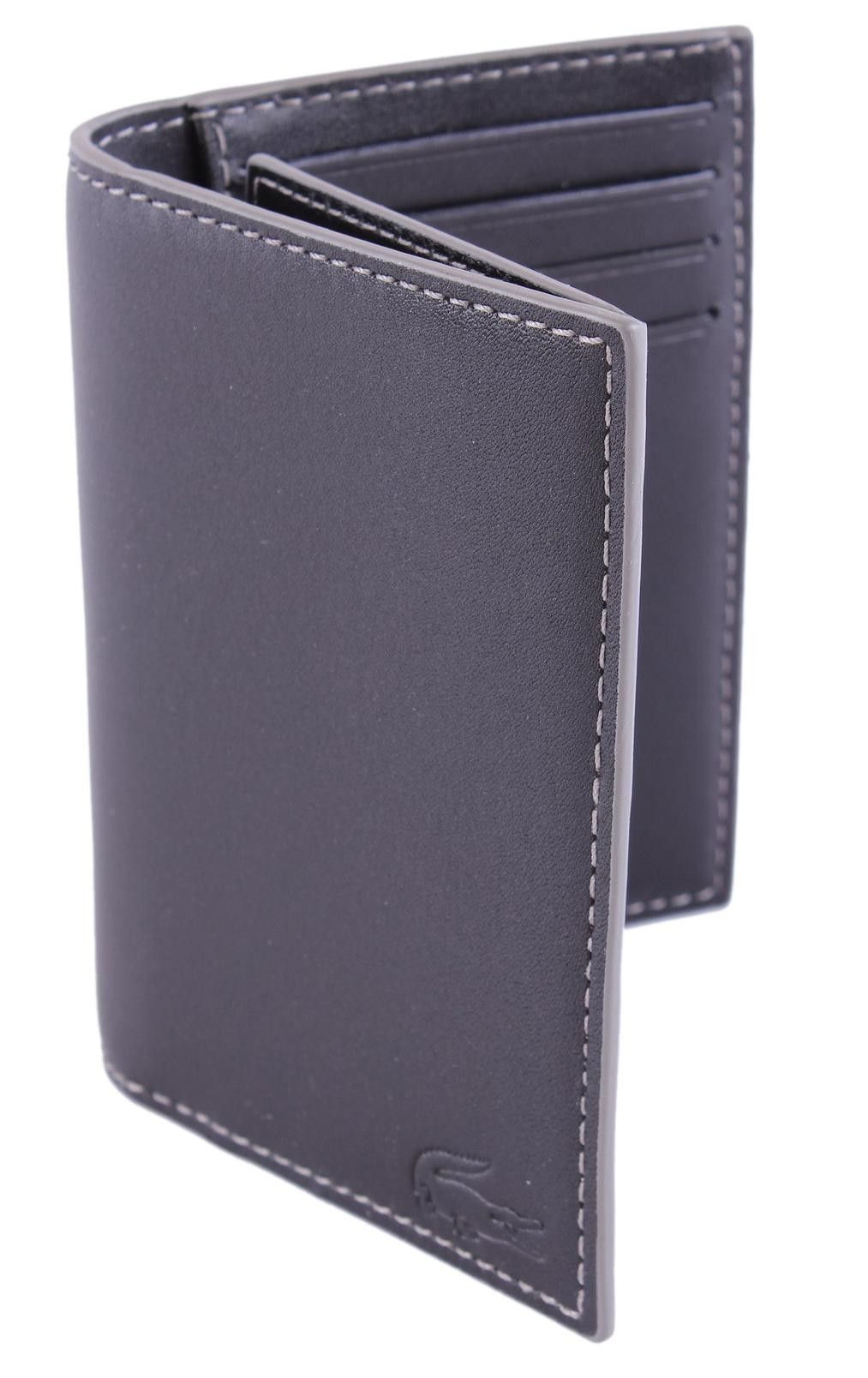 Lacoste Wallet - Black Business Card Holder #Lacoste #Mens #Wallet ...