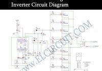 3000 Watt Inverter Circuit Diagram in 2019 | Circuit
