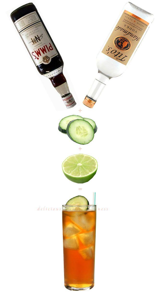 Pimm's Recipe
