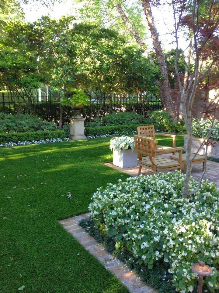 lucy williams interior design blog high end casual white gardenssmall gardenssmall garden