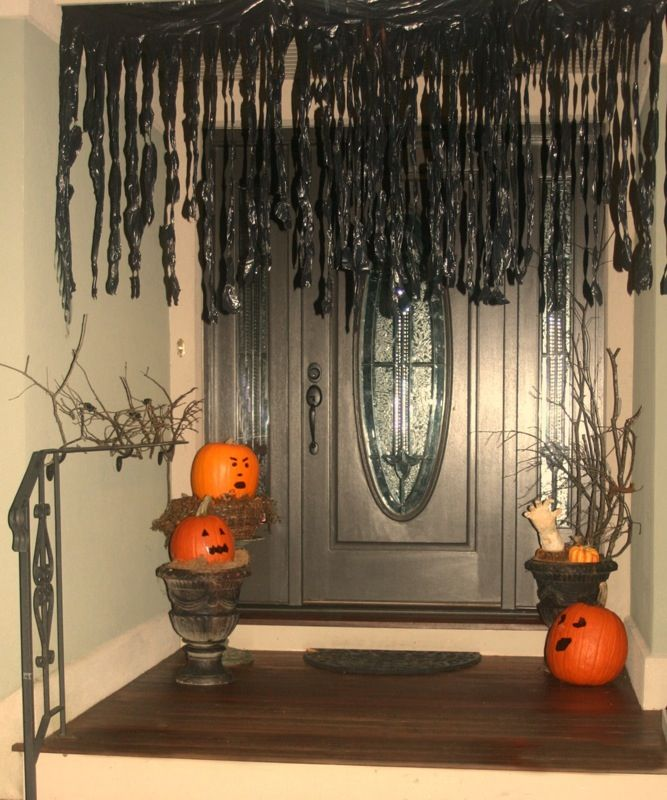 Halloween! Did This Effect Inside My House For Party. Got