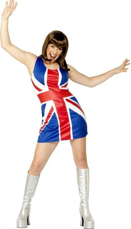British adult girls