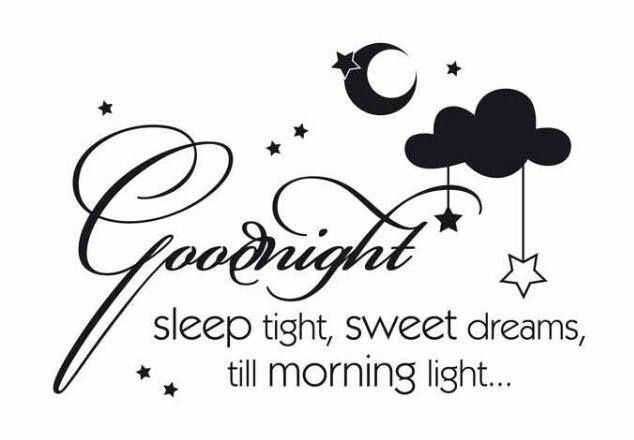 Goodnight Slaapkamers 56bof. Excellent Good Night Sleep Tight With ...