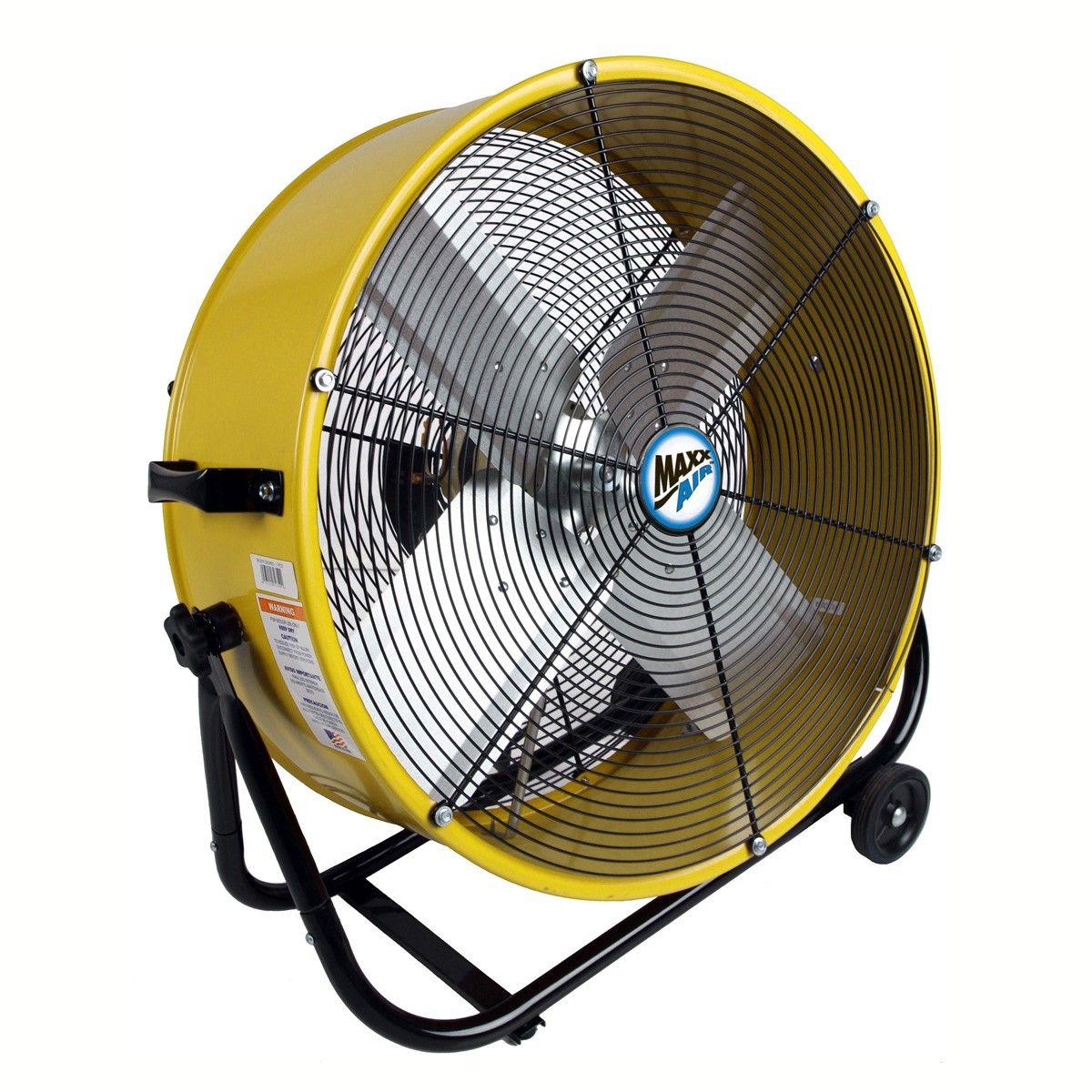 24 Inch Direct Drive Tilt Fan (With images) Floor fan