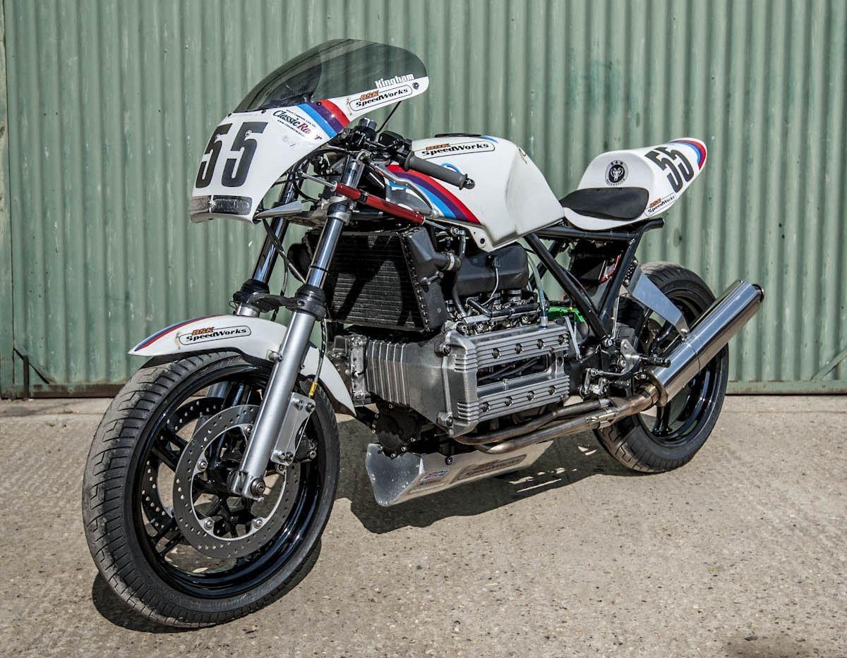 BMW K100 racer 2014   Moto!   Bmw k100, Bike bmw, Bmw motorrad