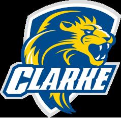 Clarke University Crusaders Naia Midwest Collegiate Conference Dubuque Iowa Sports Logo College Logo College Sports