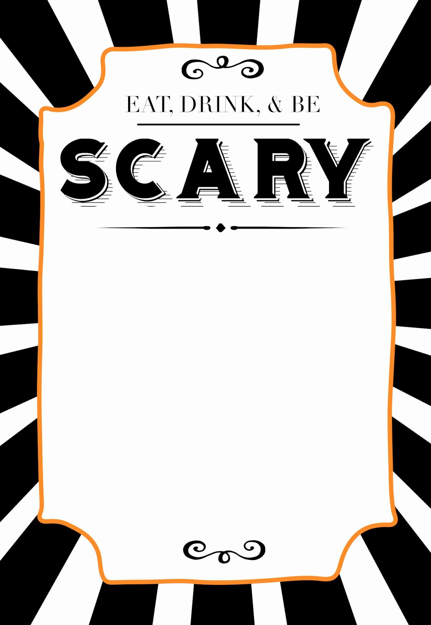 Free Halloween Invitation Printables Elegant Halloween Invit Halloween Party Invitation Template Free Halloween Invitation Templates Free Halloween Invitations