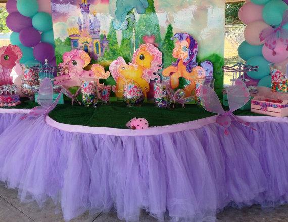 Sensational Custom Tutu Table Skirt Candy Buffet Centerpiece Dessert Download Free Architecture Designs Ferenbritishbridgeorg