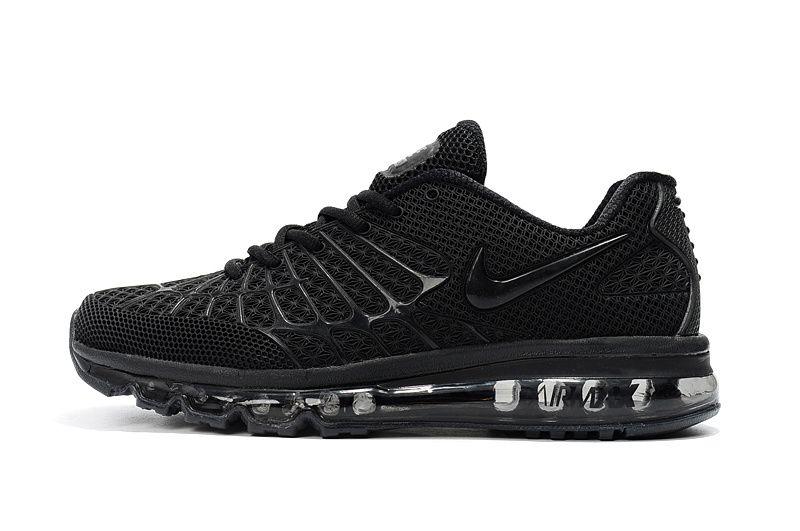online retailer e51f0 d5d1a Nike Air Max Emergent 120 KPU Cool Black Men Shoes