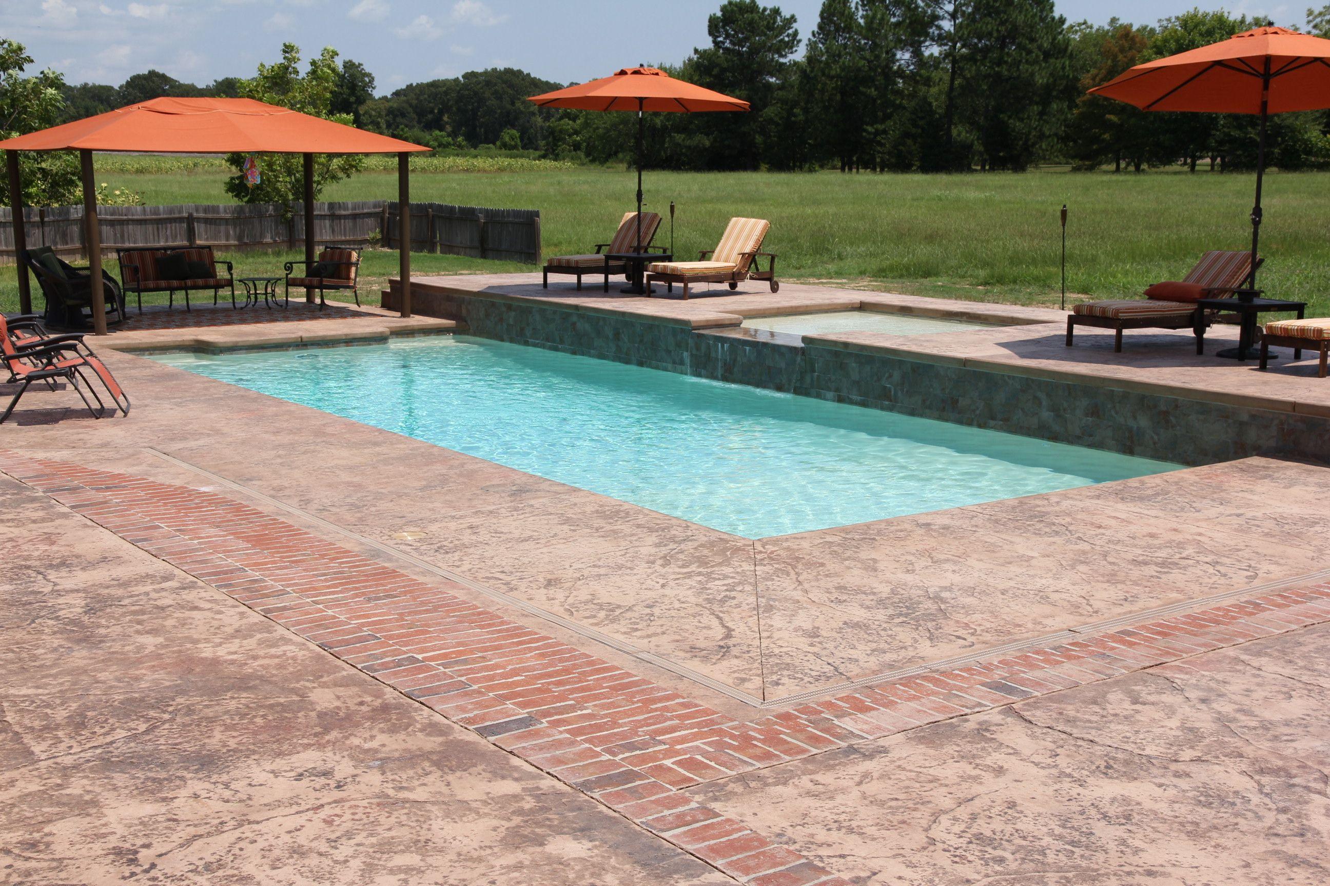fiberglass saltwater swimming pool by dolphin pools monroe