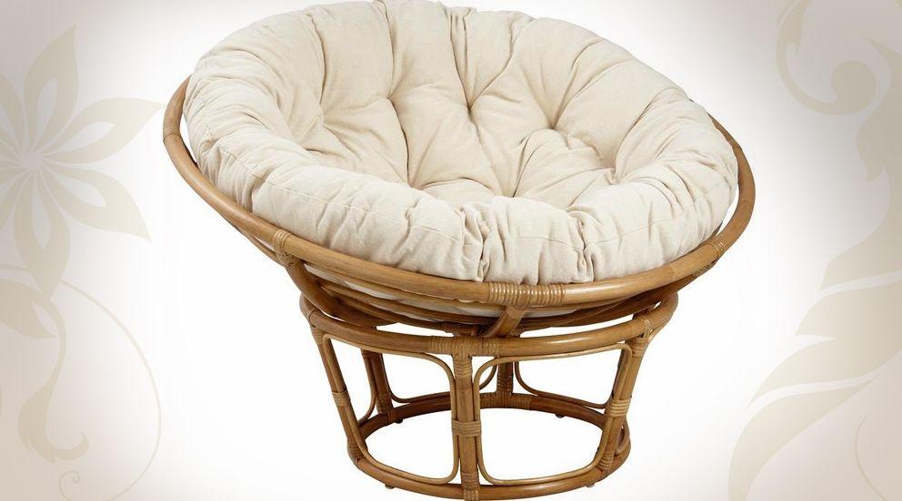 coussin pour fauteuil papasan en rotin loveuse 98 cm 122 avec images coussin fauteuil