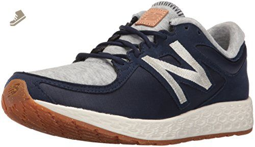 outlet store 9abe6 23aae New Balance Womens Zante Sportstyle Shoe, NavyGrey, 7 B US - New