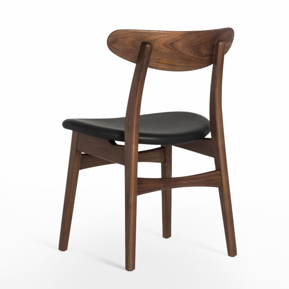 Hans Wegner Buhl Side Chair With Images