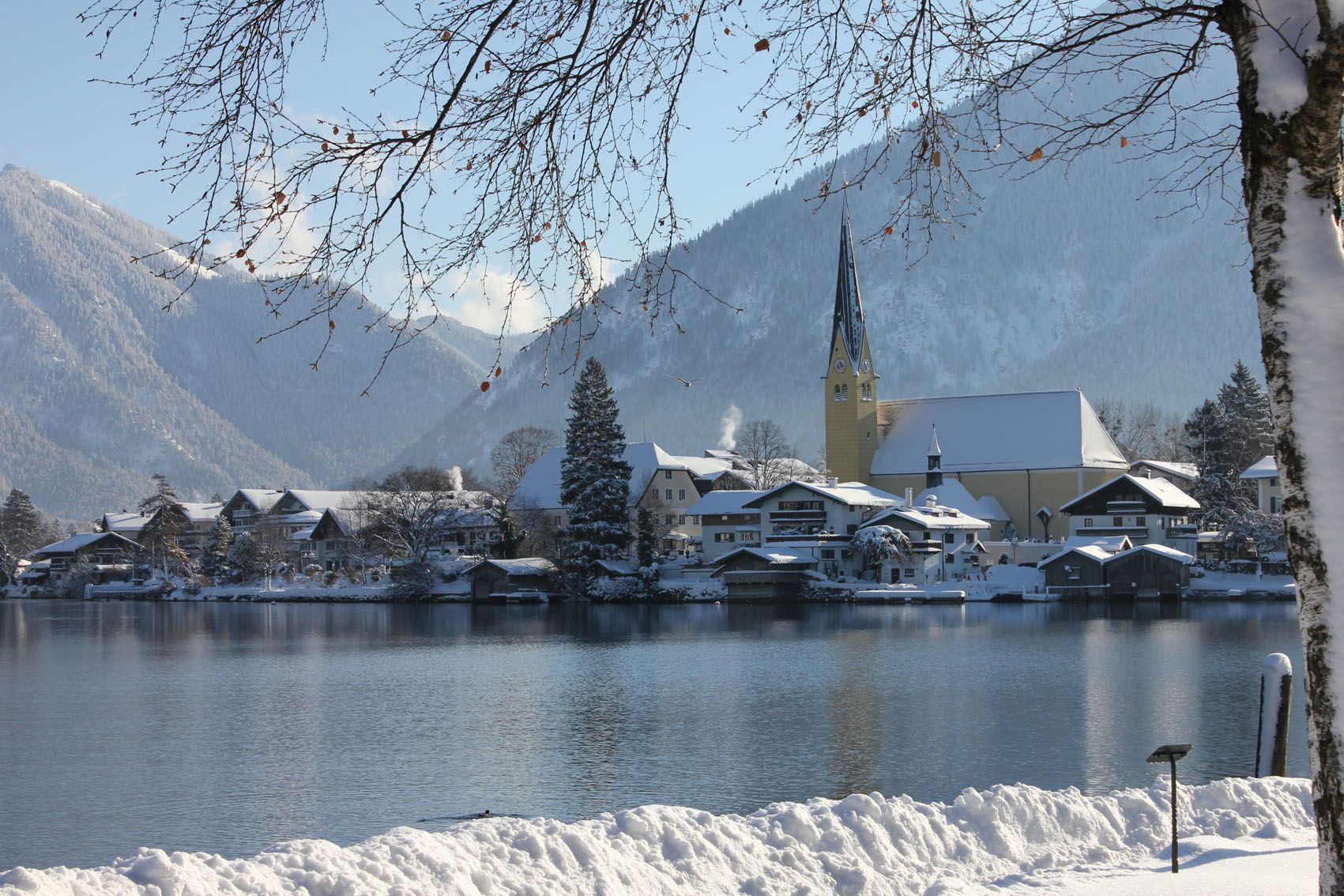 Althoff Seehotel Ueberfahrt South Of Munich Germany Beautiful In Both Summer Winter Tegernsee See Hotel